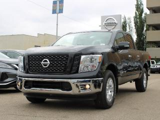 New 2019 Nissan Titan SV 4x4 Crew Cab 139.8 in. WB for sale in Edmonton, AB