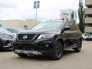 New 2019 Nissan Pathfinder ROCKCREEK SL Premium 4dr 4WD Sport Utility for sale in Edmonton, AB