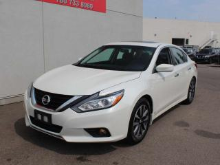 Used 2017 Nissan Altima 2.5 SV/HEATED SEATS/SUNROOF/ALLOYS/POWER SEAT for sale in Edmonton, AB