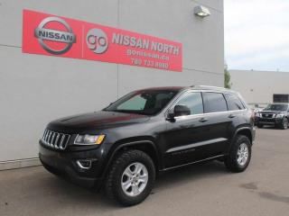 Used 2016 Jeep Grand Cherokee Laredo/4WD/POWER SEAT/FOG LIGHTS for sale in Edmonton, AB