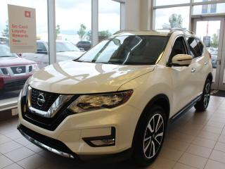 New 2019 Nissan Rogue SL for sale in Edmonton, AB