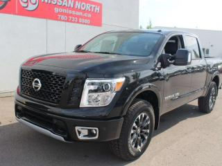 New 2019 Nissan Titan Pro-4X for sale in Edmonton, AB