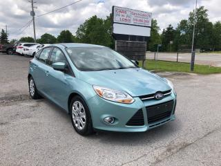 Used 2012 Ford Focus SE for sale in Komoka, ON