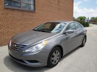 Used 2012 Hyundai Sonata GL/ BLUETOOTH for sale in Oakville, ON