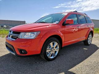 New 2019 Dodge Journey GT AWD for sale in Edmonton, AB