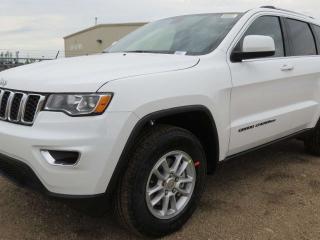 New 2019 Jeep Grand Cherokee Laredo for sale in Edmonton, AB