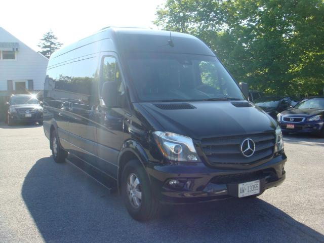2017 Mercedes-Benz Sprinter 15 Passenger