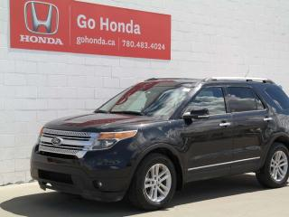 Used 2013 Ford Explorer XLT, LEATHER, 4WD for sale in Edmonton, AB