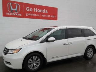 Used 2014 Honda Odyssey EX-L, RES, DVD for sale in Edmonton, AB