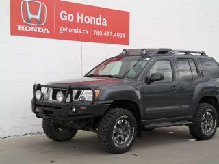 Used 2014 Nissan Xterra PRO-4X 4dr 4WD LEATHER, NAVIGATION for sale in Edmonton, AB