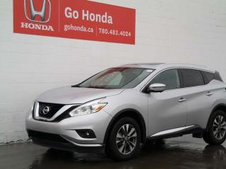 Used 2016 Nissan Murano SL, LEATHER, PANORAMIC SUNROOF for sale in Edmonton, AB
