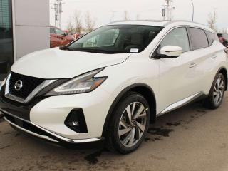 Used 2019 Nissan Murano SL 4dr AWD Sport Utility for sale in Edmonton, AB