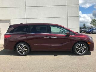 Used 2019 Honda Odyssey Touring Navigation Heated Seats Sunroof for sale in Red Deer, AB