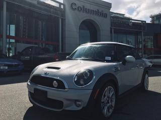 Used 2010 MINI Cooper Hardtop S - Sunroof / Accident Free / No Dealer Fees for sale in Richmond, BC
