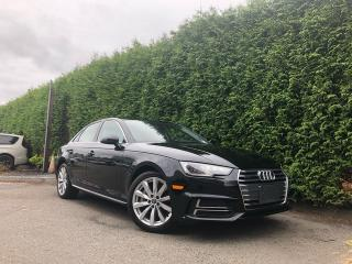 Used 2018 Audi A4 Sedan Komfort AWD for sale in Surrey, BC