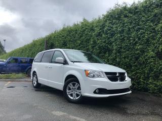 Used 2018 Dodge Grand Caravan Crew Plus 4dr FWD Passenger Van for sale in Surrey, BC