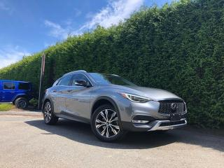 Used 2017 Infiniti QX30 4dr AWD Sport Utility for sale in Surrey, BC