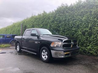 Used 2017 RAM 1500 ST 4x4 Crew Cab 140.0 in. WB for sale in Surrey, BC