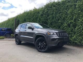 New 2019 Jeep Grand Cherokee Altitude 4dr 4WD Sport Utility for sale in Surrey, BC