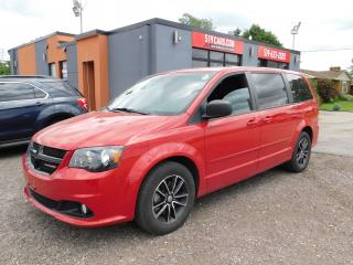 Used 2015 Dodge Grand Caravan SXT|DVD|BLUETOOTH|BACKUP CAMERA for sale in St. Thomas, ON