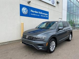 Used 2019 Volkswagen Tiguan HIGHLINE W/ DRIVER'S ASSISTANCE - LOADED / CERTIFIED for sale in Edmonton, AB