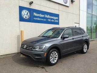 New 2019 Volkswagen Tiguan Trendline for sale in Edmonton, AB