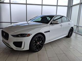 Used 2020 Jaguar XE for sale in Edmonton, AB