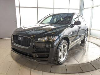 Used 2019 Jaguar F-PACE MSRP $64,478 - Over $15,000 in Demo Savings! for sale in Edmonton, AB