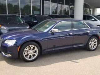 Used 2016 Chrysler 300 300C PLAT; LOADED, AWD, LEATHER, NAV, BACKUP CAM, SUNROOF AND MORE for sale in Edmonton, AB