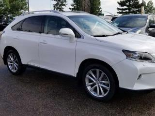 Used 2015 Lexus RX 350 RX350; BLUETOOTH, BACKUP CAM, HEATED SEATS, SUNROOF AND MORE for sale in Edmonton, AB