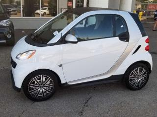 Used 2014 Smart fortwo PASSION; LEATHER, HEATED SEATS, GREAT ON GAS for sale in Edmonton, AB