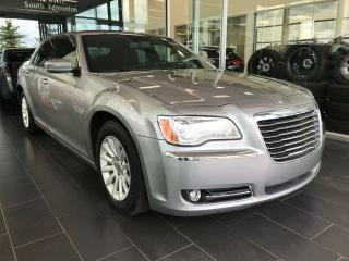 Used 2014 Chrysler 300 TOURING, ACCIDENT FREE, POWER SEATS, KEYLESS IGNITION, SIRIUS XM CAPABILITY for sale in Edmonton, AB