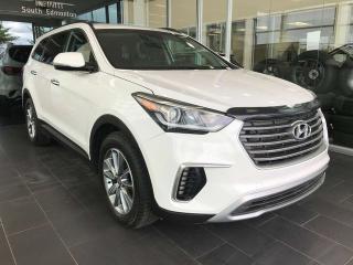 Used 2017 Hyundai Santa Fe XL XL, ACCIDENT FREE, HEATED SEATS, KEYLESS IGNITION, BACK-UP CAMERA for sale in Edmonton, AB