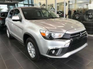 Used 2019 Mitsubishi RVR SE, ACCIDENT FREE, HEATED SEATS, NAVI, BACK-UP CAMERA for sale in Edmonton, AB