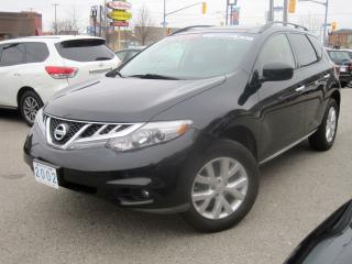 Used 2013 Nissan Murano SV for sale in Toronto, ON