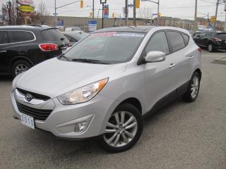 Used 2010 Hyundai Tucson Limited for sale in Toronto, ON