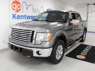 Used 2012 Ford F-150 XLT XTR 4x4 with keyless entry. Sometimes simple is better for sale in Edmonton, AB