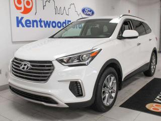 Used 2018 Hyundai Santa Fe XL XL AWD with heated power seats and back up cam for sale in Edmonton, AB