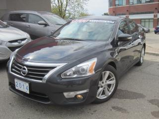 Used 2014 Nissan Altima SL for sale in Toronto, ON