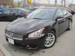Used 2011 Nissan Maxima SV for sale in Toronto, ON