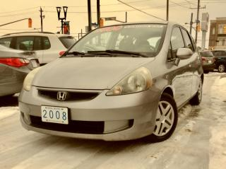 Used 2008 Honda Fit Base for sale in Toronto, ON