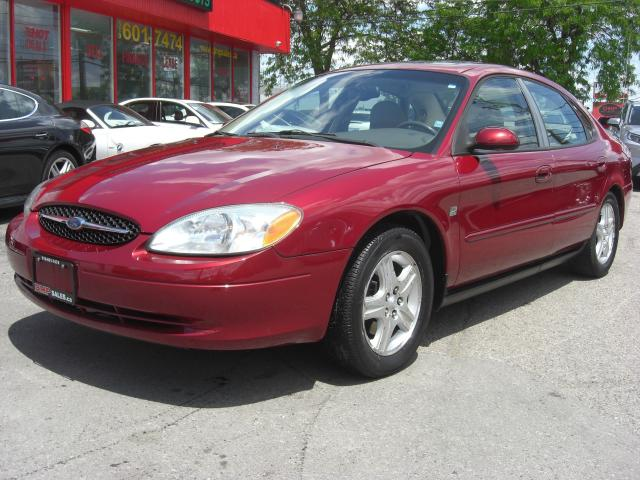 2002 Ford Taurus SEL Premium