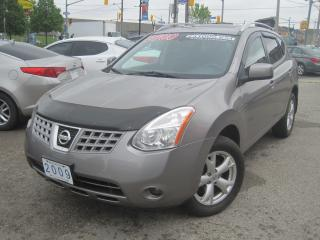 Used 2009 Nissan Rogue SL for sale in Toronto, ON