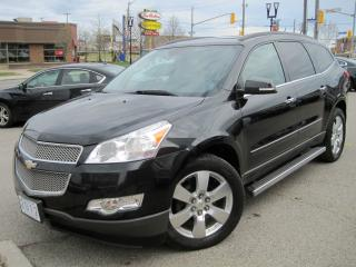 Used 2012 Chevrolet Traverse LTZ for sale in Toronto, ON