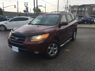 Used 2009 Hyundai Santa Fe GLS for sale in Toronto, ON