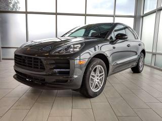Used 2019 Porsche Macan for sale in Edmonton, AB