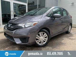 Used 2015 Honda Fit LX for sale in Edmonton, AB