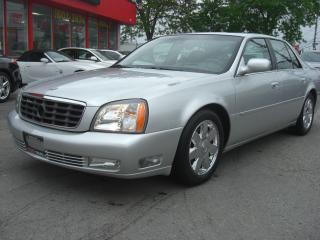 Used 2003 Cadillac DeVille DTS for sale in London, ON
