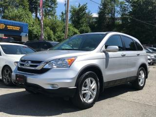 Used 2010 Honda CR-V EX-L for sale in Coquitlam, BC