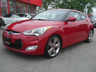 Used 2012 Hyundai Veloster w/Tech for sale in London, ON
